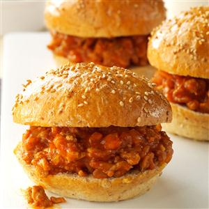 Family-Pleasing Sloppy Joes Recipe