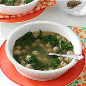 Dandelion Soup Recipe