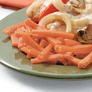 Tarragon Carrots Recipe