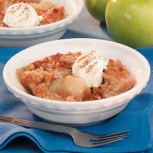 Mom's Apple Crisp Recipe