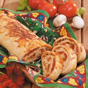 Pizza Stromboli Recipe