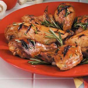 Marinated Rosemary Chicken Recipe