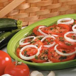 Tomato Onion Salad Recipe