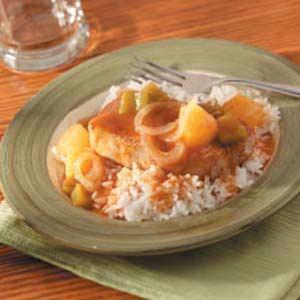 Hawaiian Pork Chops Recipe