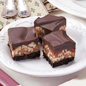 Caramel Pecan Candy Recipe