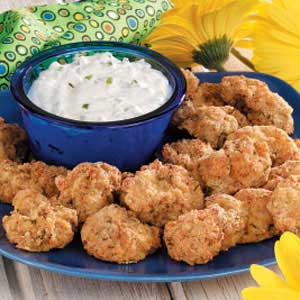 Crispy Oven-Fried Oysters Recipe