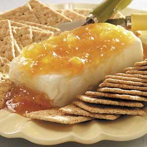 Fruity Horseradish Cream Cheese Recipe