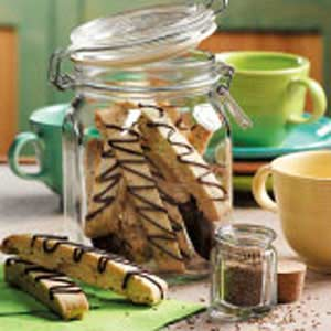 Aniseed Biscotti
