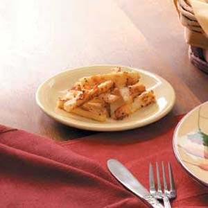 Peppery Parsnip Fries Recipe