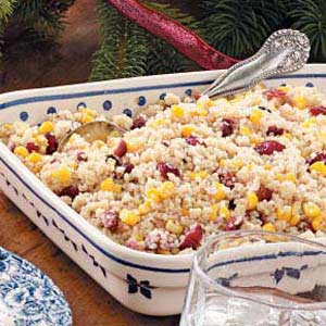 Corn and Berry Couscous Recipe