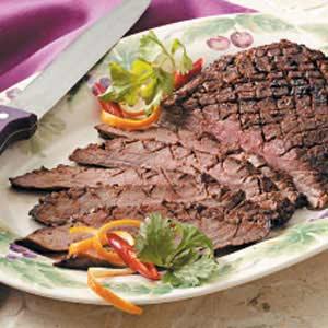 Flavorful Marinated Flank Steak Recipe