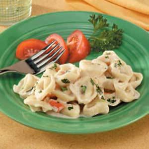 Creamy Tortellini Recipe