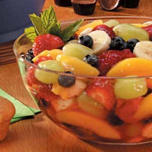 Five-Fruit Salad Recipe