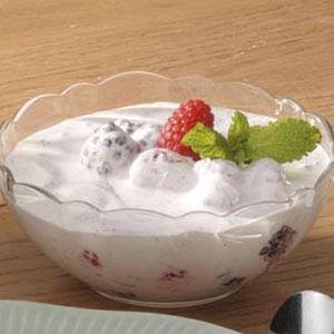 Frozen Fruit Whip Recipe