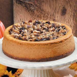 Moist Maple Pumpkin Cheesecake Recipe