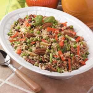 Vegetable Brown Rice Recipe