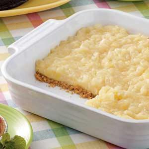 Pineapple Crunch Recipe