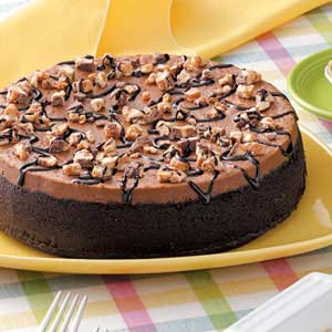 Candy Bar Cheesecake Recipe