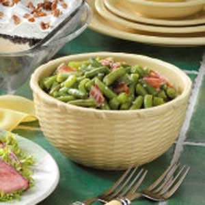 Flavorful Green Beans Recipe