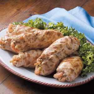 Shrimp-Stuffed Chicken Breasts Recipe