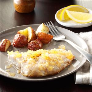Snapper with Spicy Pineapple Glaze Recipe