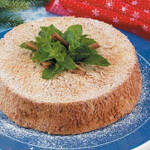 Pumpkin Angel Cake Recipe