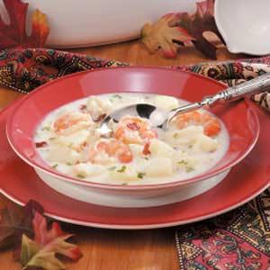 Best Seafood Chowder Recipe