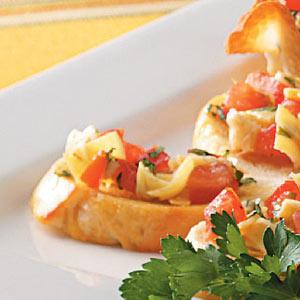 Artichoke Crostini Recipe