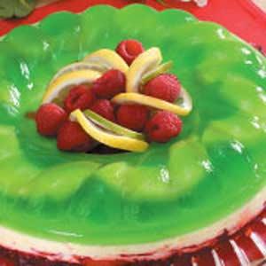 Holiday Gelatin Mold Recipe
