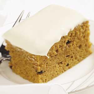 Makeover Pumpkin Cake Recipe