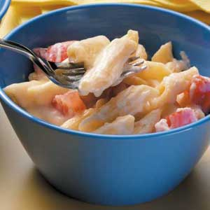 Tomato Mac 'n' Cheese Recipe