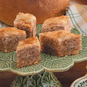 Walnut Baklava Recipe