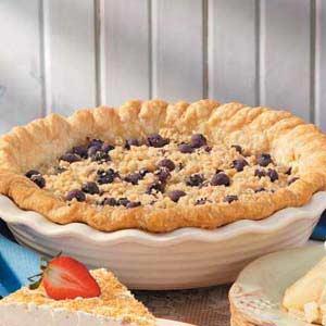 Crumbleberry Pie Recipe
