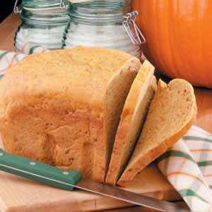Soft Pumpkin Yeast Bread Recipe