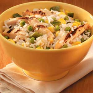 recipe: yard house chicken rice bowl [34]