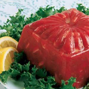 Best Rosy Rhubarb Salad