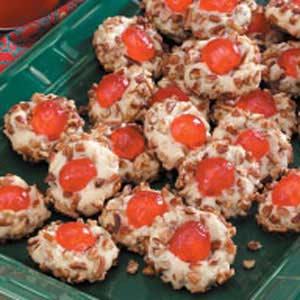 Swedish Pecan Butter Cookies Recipe