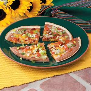 Fast Loaded Tortillas Recipe