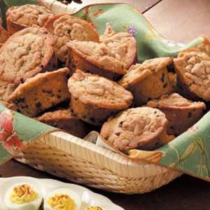 Chocolate Chip Coffee Muffins Recipe