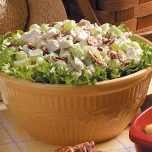 Grape Turkey Salad Recipe