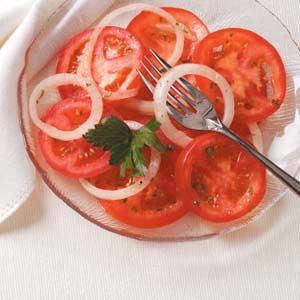 Herbed Tomatoes Recipe