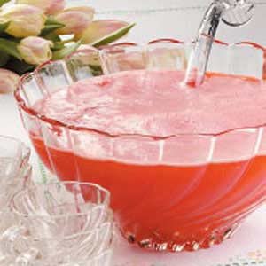 Red cream soda punch recipe taste of home red cream soda punch recipe junglespirit Choice Image