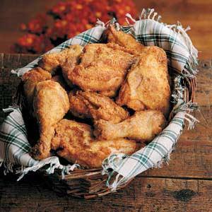 Contest-Winning Sunday Fried Chicken Recipe