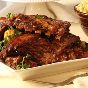 Ribs with a Kick