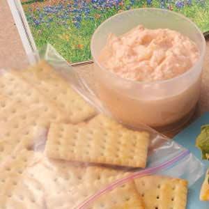 Creamy Crab Spread Recipe