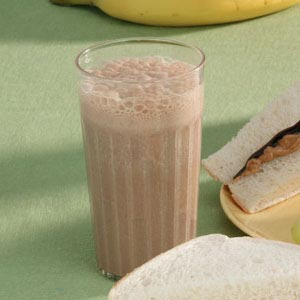 Banana Milk Shakes Recipe