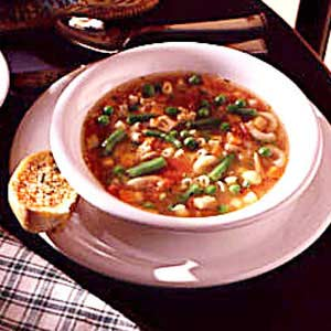 Quick Vegetable Soup Recipe