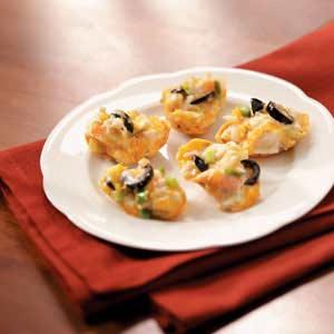 Cheddar Shrimp Nachos Recipe