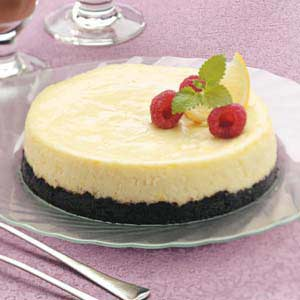 Lemon Mousse Cheesecake Recipe