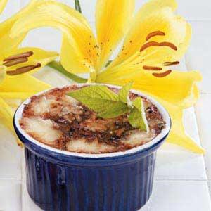 Coconut Creme Brulee Recipe